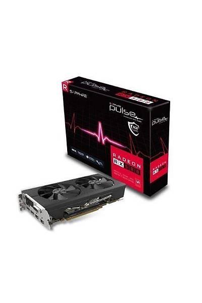 SAPPHIRE RX 580 8GB DDR5 PULSE OC 11265-67-20G