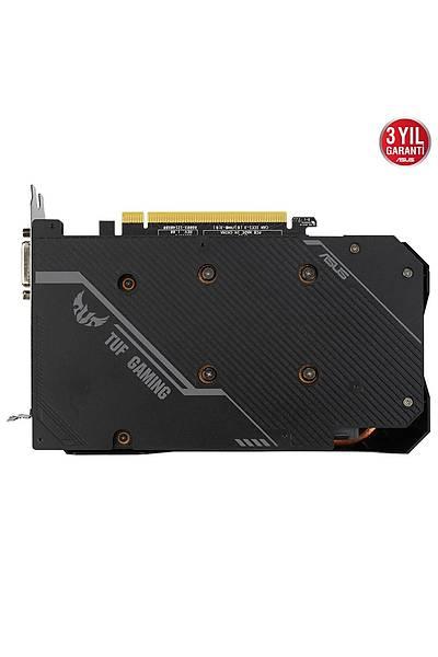 ASUS TUF-GTX1650S-4G-GAMING 4GB GDDR6 HDMI DVI DP 128Bit