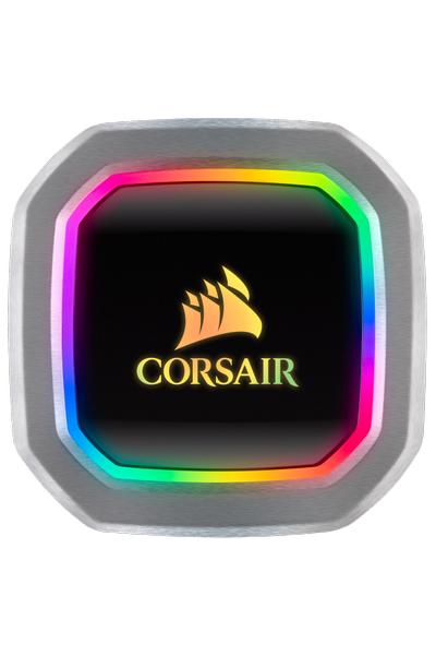 CORSAIR HYDRO CW-9060038-WW H115i RGB PLATINUM LIQUID 280MM CPU