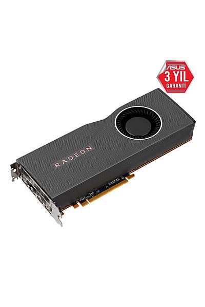 ASUS RX5700XT-8G AMD GDDR6 HDMI DP 256Bit