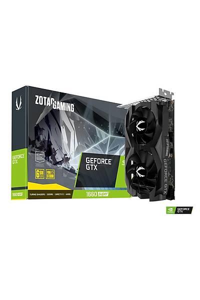 ZOTAC GTX1660 SUPER 6GB GDDR6 HDMI DP ZT-T16620F-10L