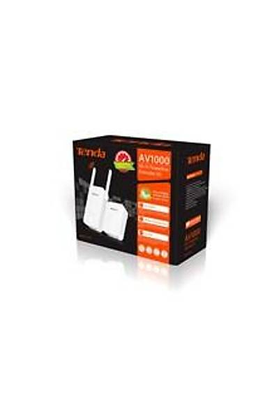TENDA PH5KIT AV1000 GIGABIT POWERLINE ADAPTÖR WIFI