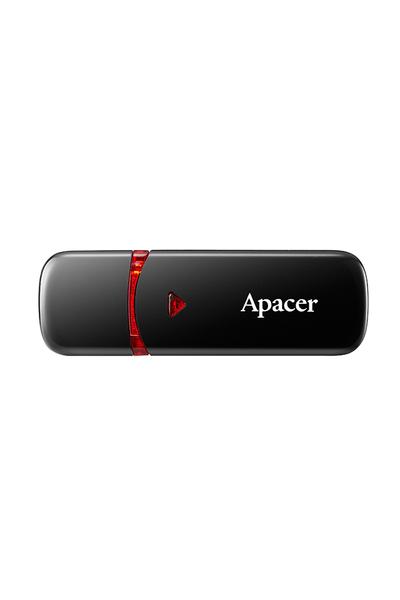 32 GB APACER AH333/32GB SÝYAH USB 2.0 AP32GAH333B-1