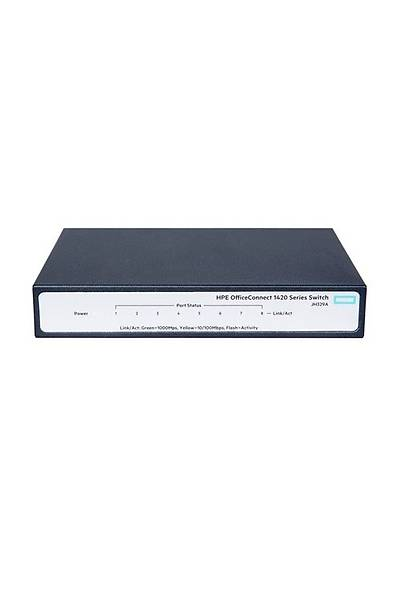 HP JH329A 1420-8G 8PORT GIGABIT SWITCH(J9559A)