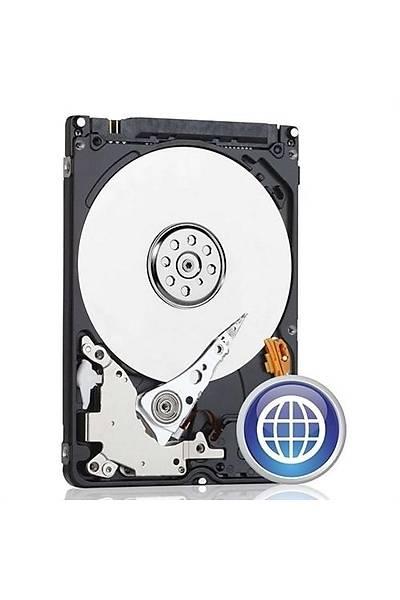 """500GB WD 2.5"""" Blue SATA6 5400rpm 16MB WD5000LPCX"""