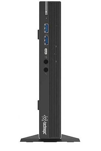 TECHNOPC ANP-814120 i3-8100 4GB 120SSD FD MÝNÝ PC