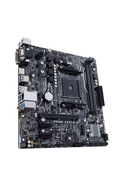 ASUS PRIME A320M-E DDR4 AM4 A320 USB3.0 M.2 SATA