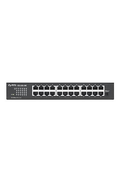 ZYXEL GS1100-24 24 PORT 10/1000 + 2xSFP UNM. SWIT