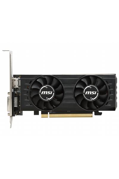 MSI RX 550 4GT LP OC 4GB GDDR5 DVI HDMI 128Bit