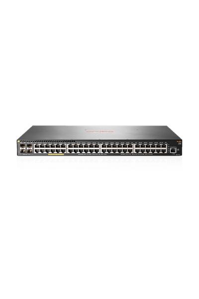 HP JL357A 2540-48G-4SFP+ 48PORT GIGABIT SWITCH+POE