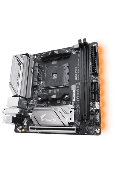 GIGABYTE B450 I AORUS PRO WIFI DDR4 m-ITX AM4