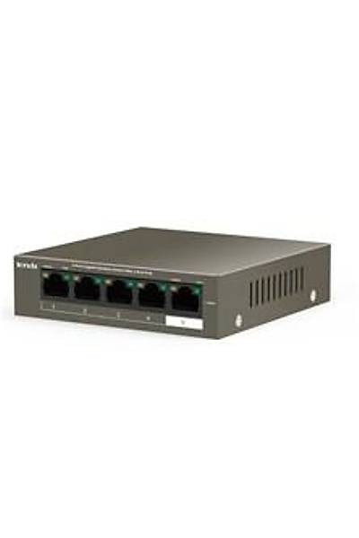 TENDA TEG1105P 5PORT GIGABIT 4PORT POE 63W SWITCH