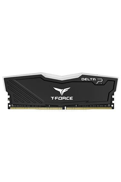 16 GB DDR4 3200 Mhz T-FORCE DELTA RGB BLACK 8GBx2 TF3D416G3200HC16CDC01