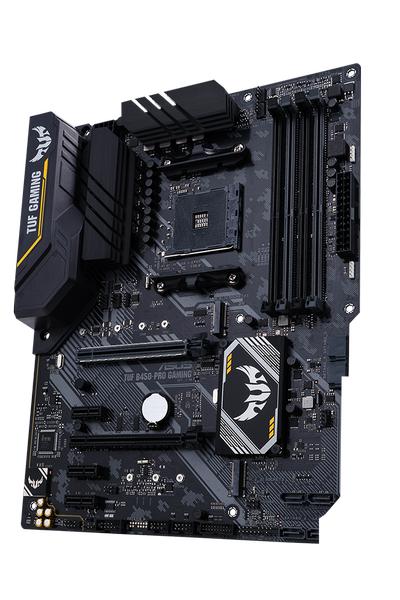 ASUS TUF B450-PRO GAMING DDR4 3533 RGB LED AM4