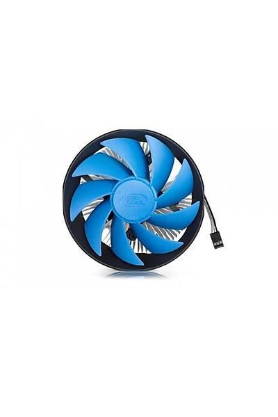 DEEP COOL GAMMA ARCHER INTEL/AMD 120MM CPU SOÐUTMA
