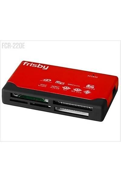 FRISBY FCR-220E ALL IN ONE USB KART OKUYUCU