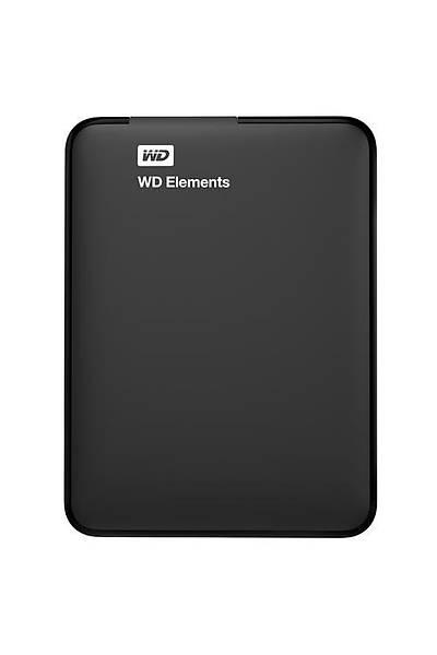 """3TB WD 2.5"""" USB3.0 ELEMENTS SÝYAH WDBU6Y0030BBK-WESN"""