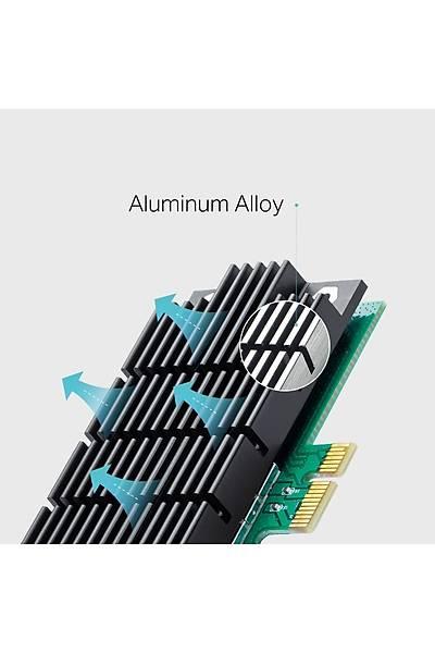 TP-LINK ARCHER T4E AC1200 MBPS DUAL BAND PCI EXPRESS ADAPTÖR