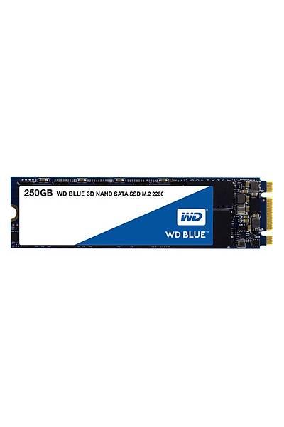 250GB WD BLUE M.2 WDS250G2B0B SSD