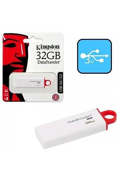 32 GB BELLEK USB 3.0 DTIG4/32GB KINGSTON