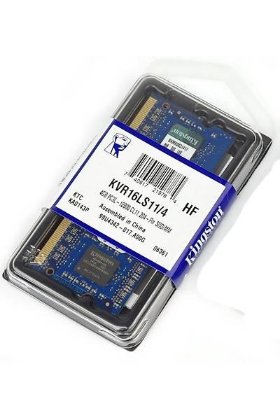 4GB DDR3 1600Mhz 1,35V SODIMM KVR16LS11/4 KINGSTON