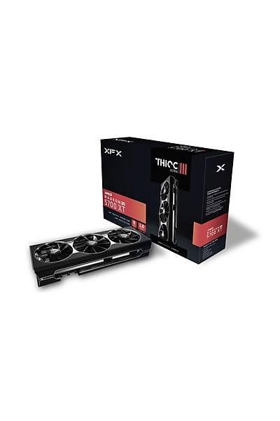 XFX RX 5700 XT 8GB GDDR6 THICC III EKRAN KARTI