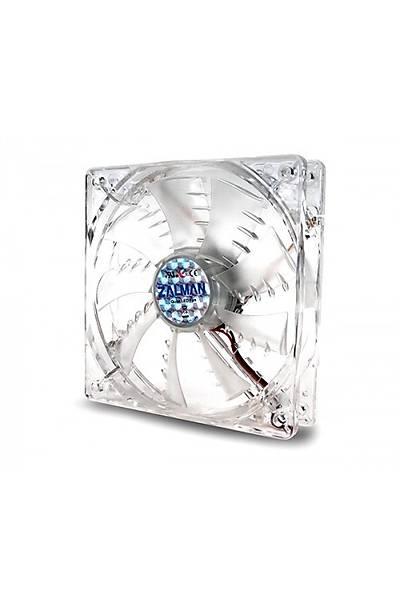 Zalman ZM-F3 LED(SF) 120mm Mavi Ledli Kasa Fanı