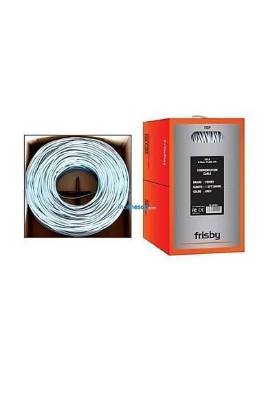 FRISBY FR-CAT601 UTP 23 AWG 305MT NETWORK KABLO