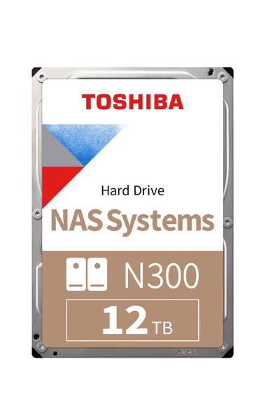 12TB TOSHIBA N300 7200RPM SATA 256MB HDEXW11ZNA51F