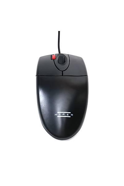 HIPER M-400 2X OPTIK MOUSE USB SÝYAH
