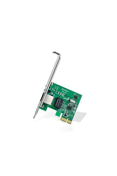 TP-LINK TG-3468 PCI-EX 10/100/1000 ETHERNET KARTI