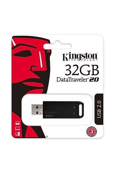 32GB USB2.0 DT20/32GB DataTraveler KINGSTON