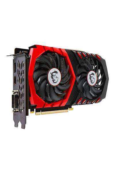 MSI GTX 1050 TI GAMING X 4GB DDR5 128Bit DVI/HDMI/