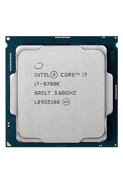 INTEL CORE İ7-9700K 4.9GHZ 12MB 1151P 9.NESİL FANSIZ