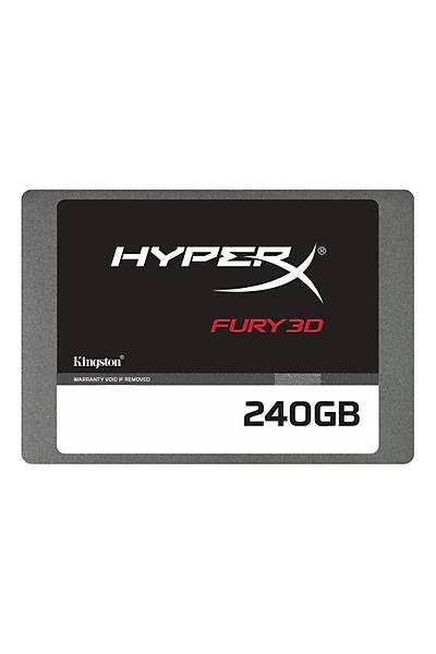 240GB HYPERX FURY 3D 500/500MBs SSD KC-S44240-6F
