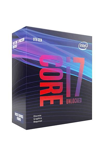 INTEL CORE i7-9700KF 12MB 4.90Ghz 1151p VGASIZ