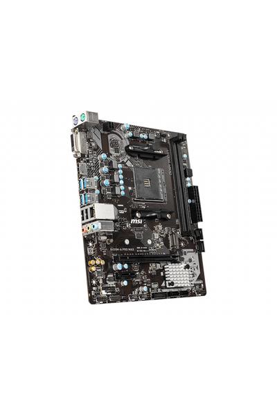 MSI B450M-A PRO MAX DDR4 3466 HDMI USB3.2 mATX