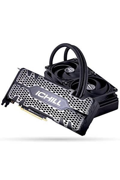 INNO3D GEFORCE RTX 2080 ICHILL BLACK 8GB GDDR6 256Bit DX12 GAMING EKRAN KARTI