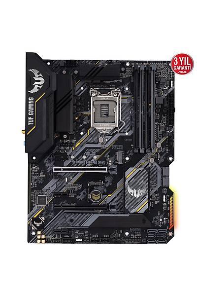 ASUS TUF GAMING B460-PRO (WI-FI) DDR4 2933Mhz HDMI DP 1200P