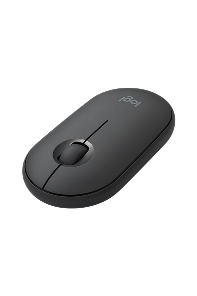 LOGITECH M350 PEBBLE WIRELESS GRAPHITE 910-005718