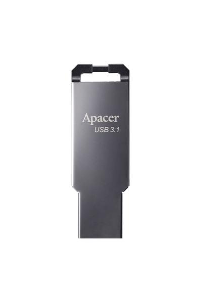 32 GB APACER AH360/32 GB METAL KASA GEN1 USB3.1 AP32GAH360A-1
