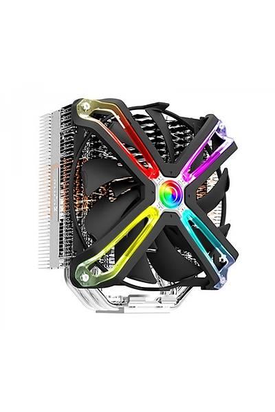 ZALMAN CNPS20X 14CM LED CPU SOĞUTUCU (İNTEL-AMD)