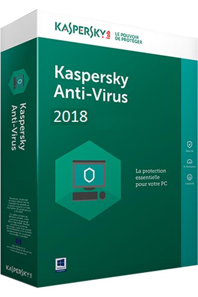 KASPERSKY ANTIVIRUS 2018 TÜRKÇE 4 KULLANICI 1 YIL