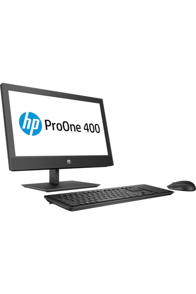 "HP 400 G4 AIO 4NT81EA i5-8500T 4GB 1TB 20"" FDOS"