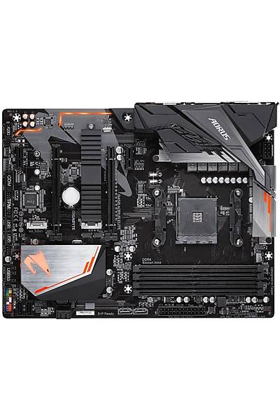 GIGABYTE B450 AORUS ELITE DDR4 ATX AM4