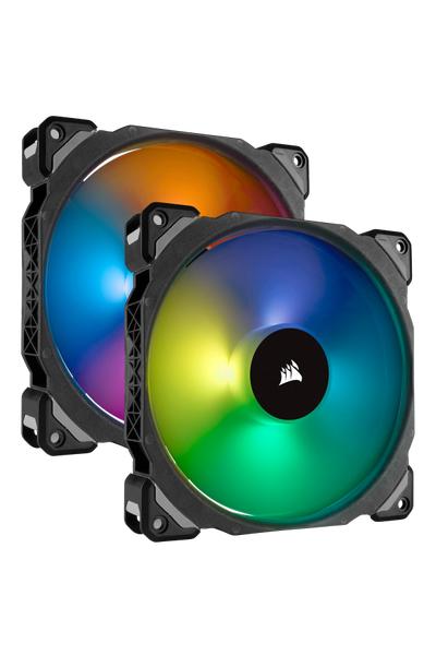 CORSAIR CO-9050078-WW ML140 PRO RGB DOUBLE  FAN
