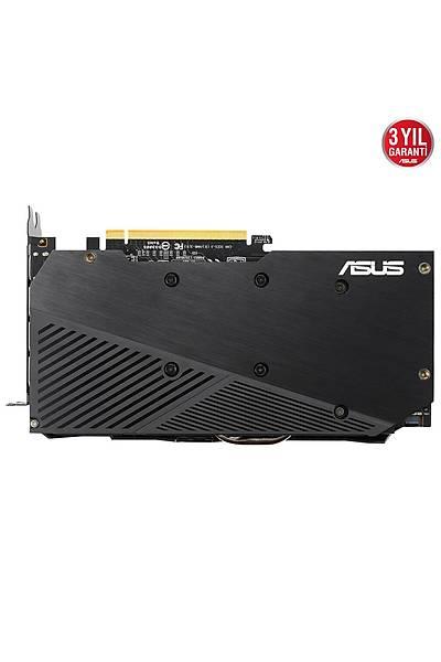 ASUS DUAL-RX5500XT-O8G-EVO 8GB GDDR6 HDMI DP 128Bit