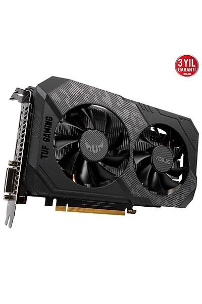 ASUS TUF-GTX1650-4GD6-GAMING 4GB GDDR6 HDMI 128Bit