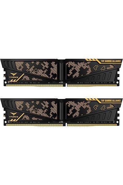 32 GB DDR4 3200Mhz T-FORCE VULCAN TUF YELLOW 16Gx2