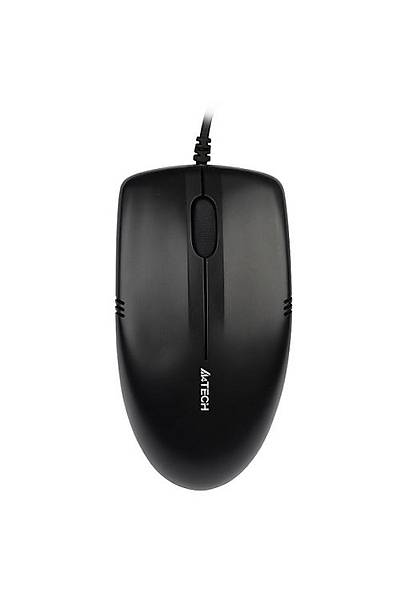 A4 TECH OP-530NU V-TRACK OPTIK USB MOUSE SİYAH